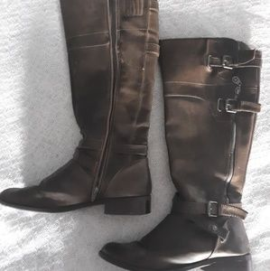 Guess Genuine Leather boots